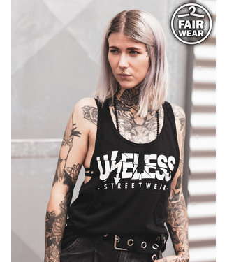 Logo Tanktop, unisex, fair