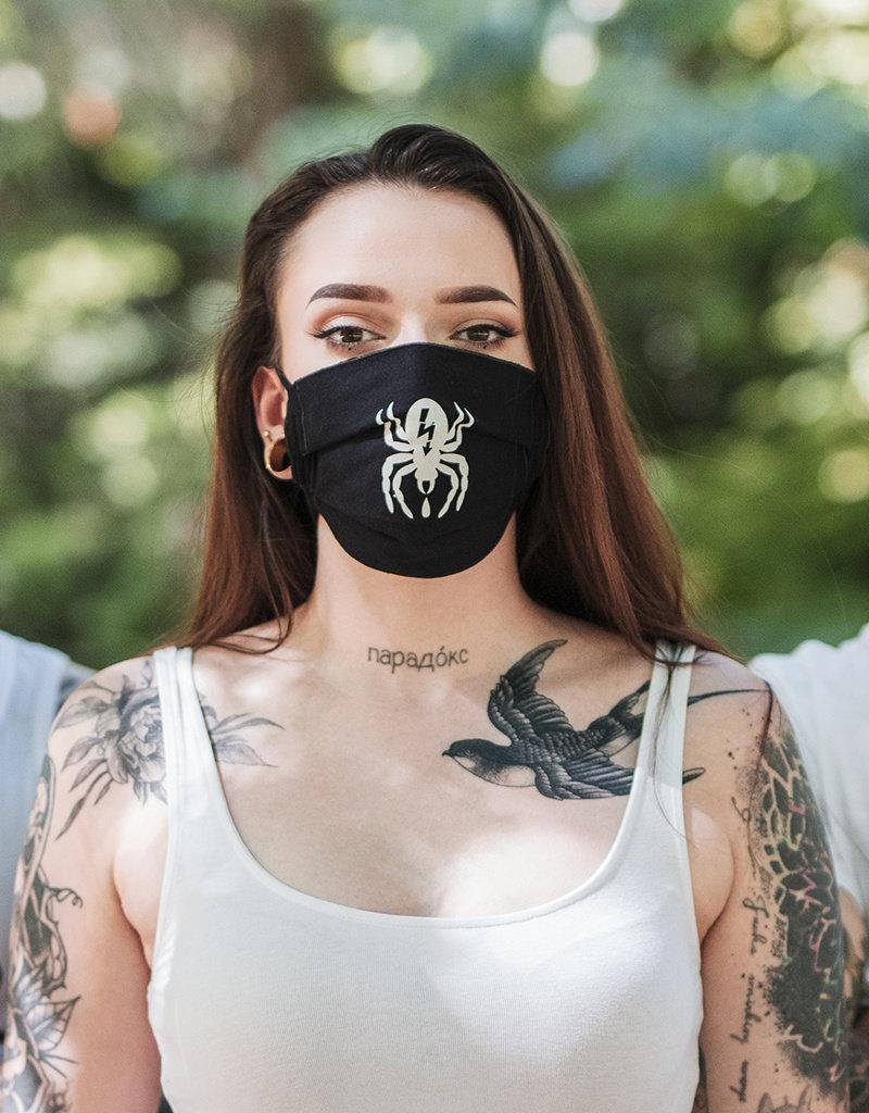 Useless Mund-Nasen-Maske - Spider