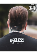 Useless Peace Is A Place Without People - unisex T-Shirt, fair