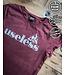 Let It Burn - Girl Shirt burgundy fair