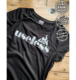 Useless Let It Burn - Girl Shirt fair