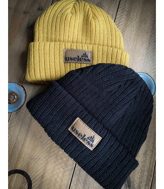 "Fisherman Beanie ""Let it burn"" div. Farben"