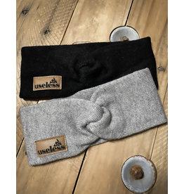 """Useless Twist Knit Headband """"Let it burn"""" - div. Farben"""