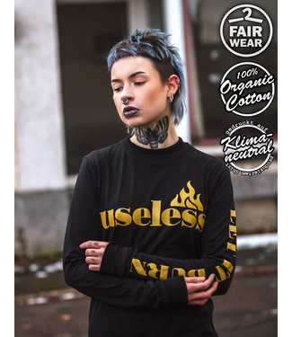 Let It Burn Longsleeve - fair
