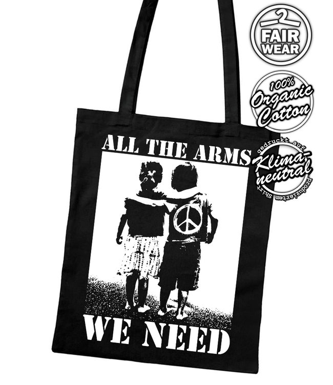 All The Arms We Need - Tasche