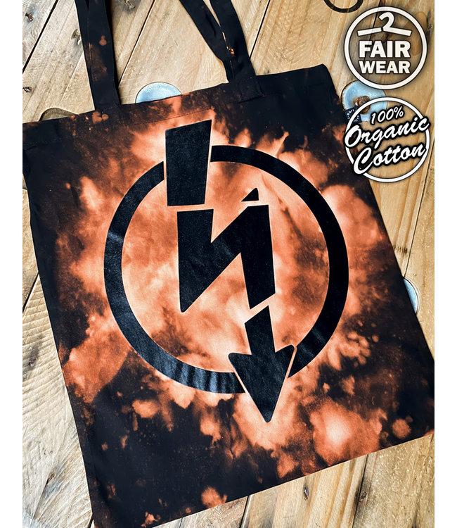 Logo Tasche - Rust Bleached