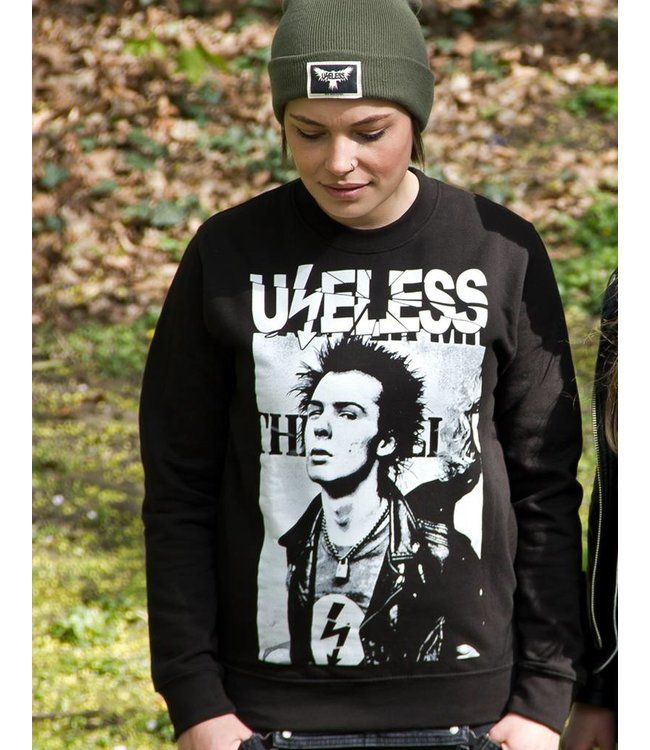 Useless Punk - Unisex Sweatshirt