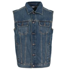 Urban Classics Jeansweste Denim