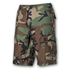 MFH Outdoor Bermuda BDU Shorts camouflage