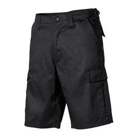 MFH Outdoor Bermuda BDU Shorts schwarz