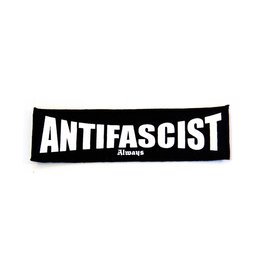 Always Antifascist - Patch
