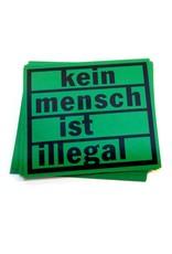 Kein Mensch ist illegal - Sticker