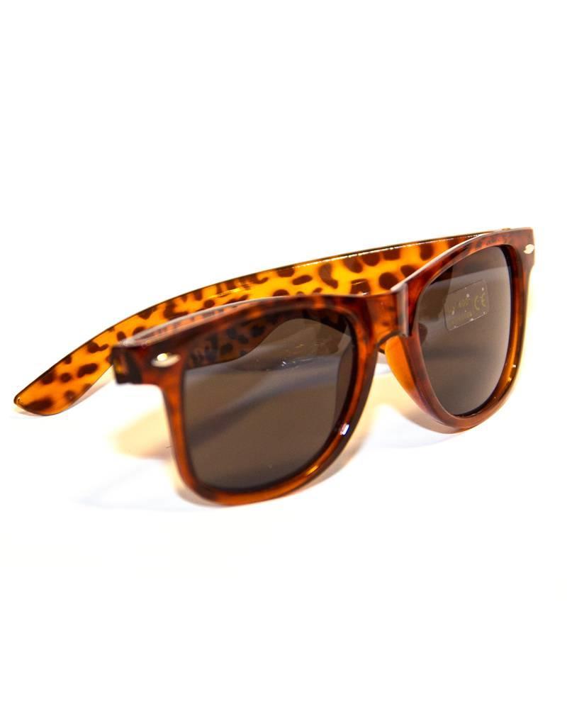 Sonnenbrille Leopard