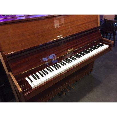 Krause piano voor studie perfect!