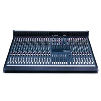 Soundcraft mixer + Fostex recorder