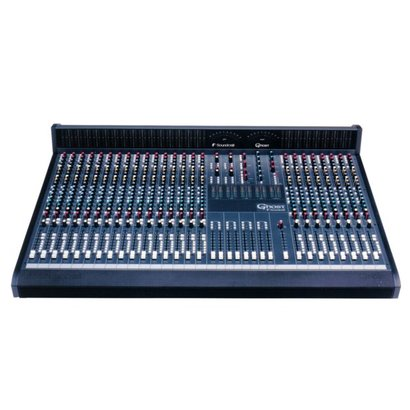 Soundcraft mixer + Fostex recorder