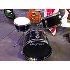 Hayman 3-delig kinder drumset