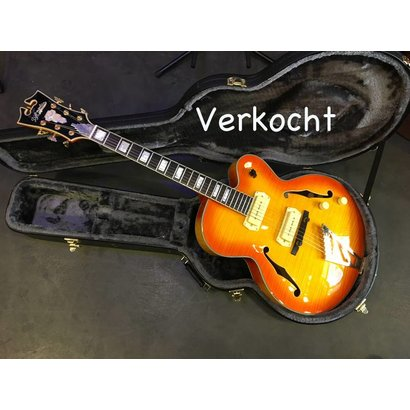 D'Angelico D'Angelico EX-59 + luxe koffer