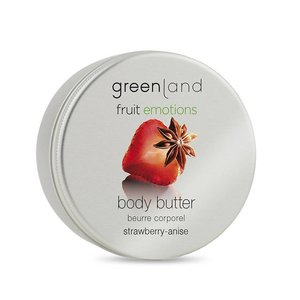 Fruit Emotions, body butter, strawberry-anise, 120 ml