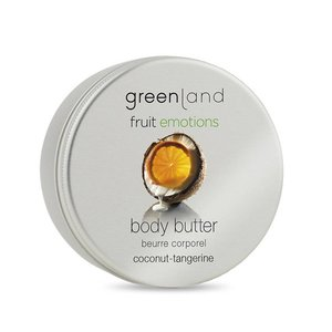 Fruit Emotions, body butter, coconut-tangerine, 120 ml