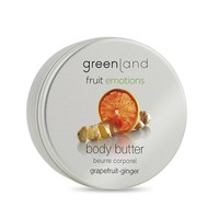 Fruit Emotions, body butter, grapefruit-ginger, 120 ml