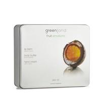 Fruit Emotions, Skin Kit Set, body butter, hand cream, lip balm, coconut-tangerine
