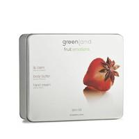 Fruit Emotions, Skin Kit Set, body butter, hand cream, lip balm, strawberry-anise