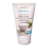 Milky, hand cream, coconut milk - lime, 75 ml