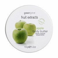 Fruit Extracts, body butter, apple, 150 ml