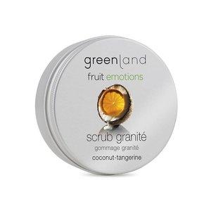 Fruit Emotions, scrub granité, coconut-tangerine, 200 ml
