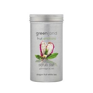 Fruit Emotions, scrub salt, dragon fruit-white tea, 400 gram