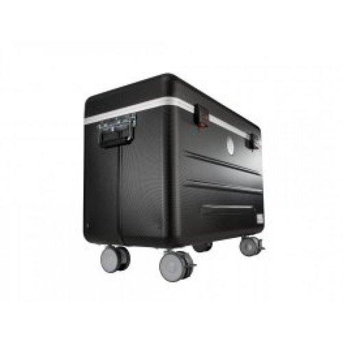 """Parat opladen i10-KC koffertrolley voor 10 tablets 9-11"""" met kidscover zonder vakindeling zwart"""