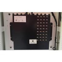 """thumb-afsluitbaar laadstation T24 met 2x 12 verticale schappen voor iPads 15.6""""-6"""