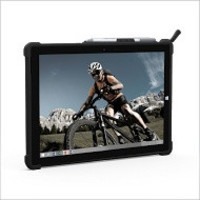 thumb-Tablet Case Surface 3 Blue-2