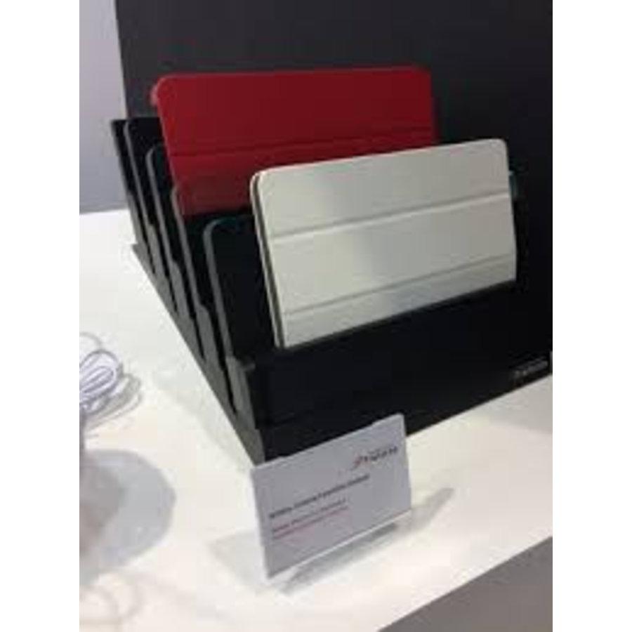 Preforza iPad Air 2 Wireless Charging Case in het rood-3