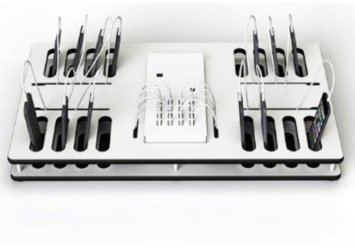 Zioxi opladen & syncen deck 16 smartphones,iPods