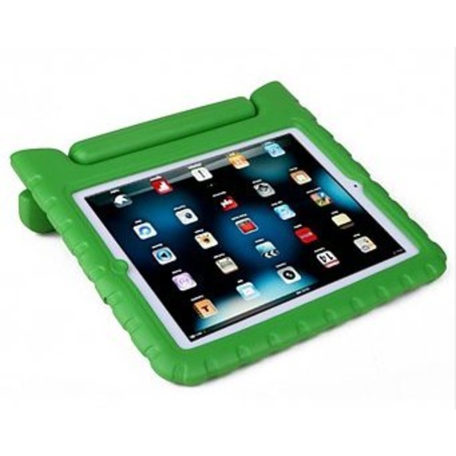 iPad kidscover case in de klas groen-4