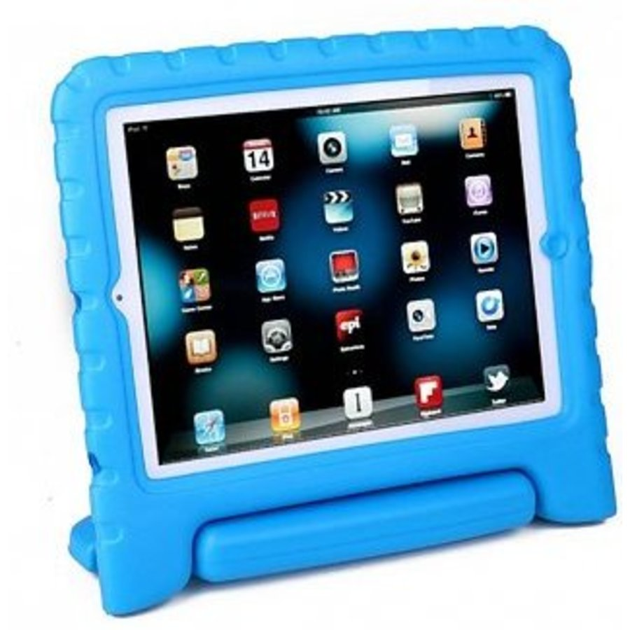 KidsCover iPad in de klas case blauw-4