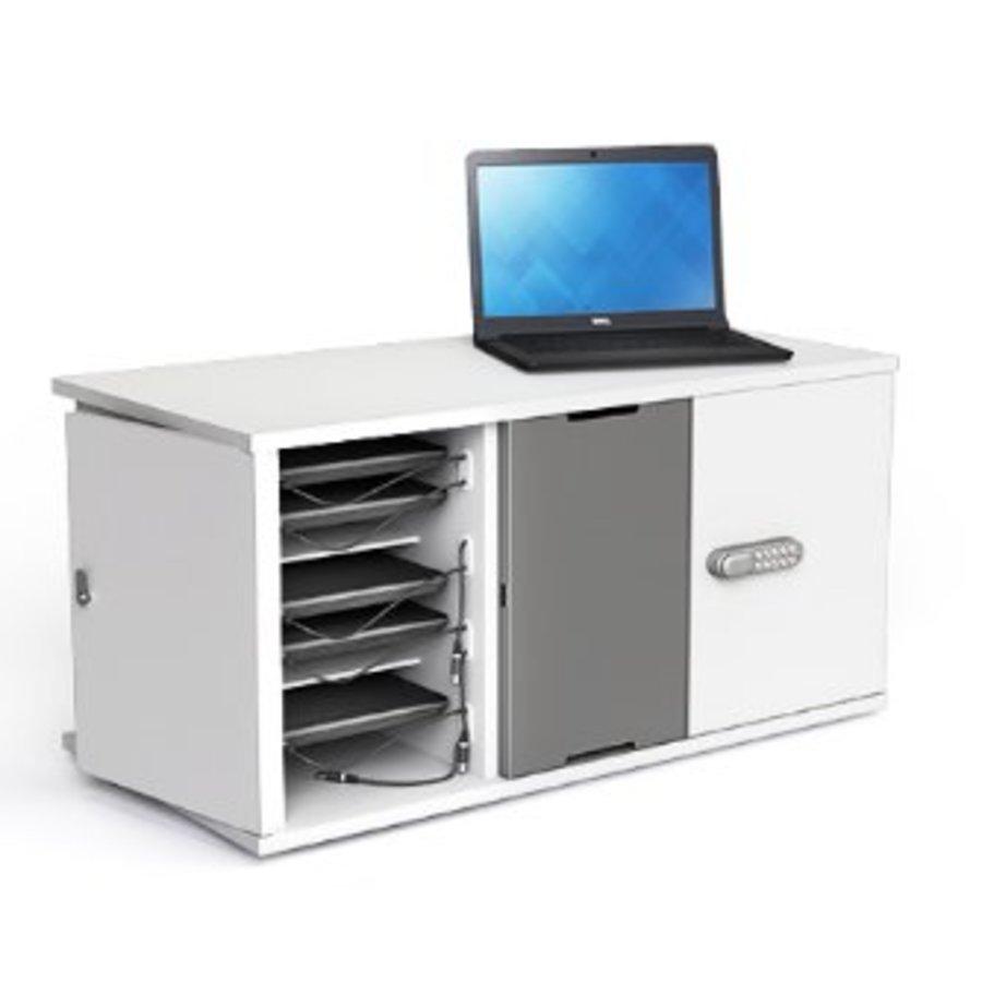 Oplaadkast voor 16  (8+8) Chromebooks tot 14 inch-2