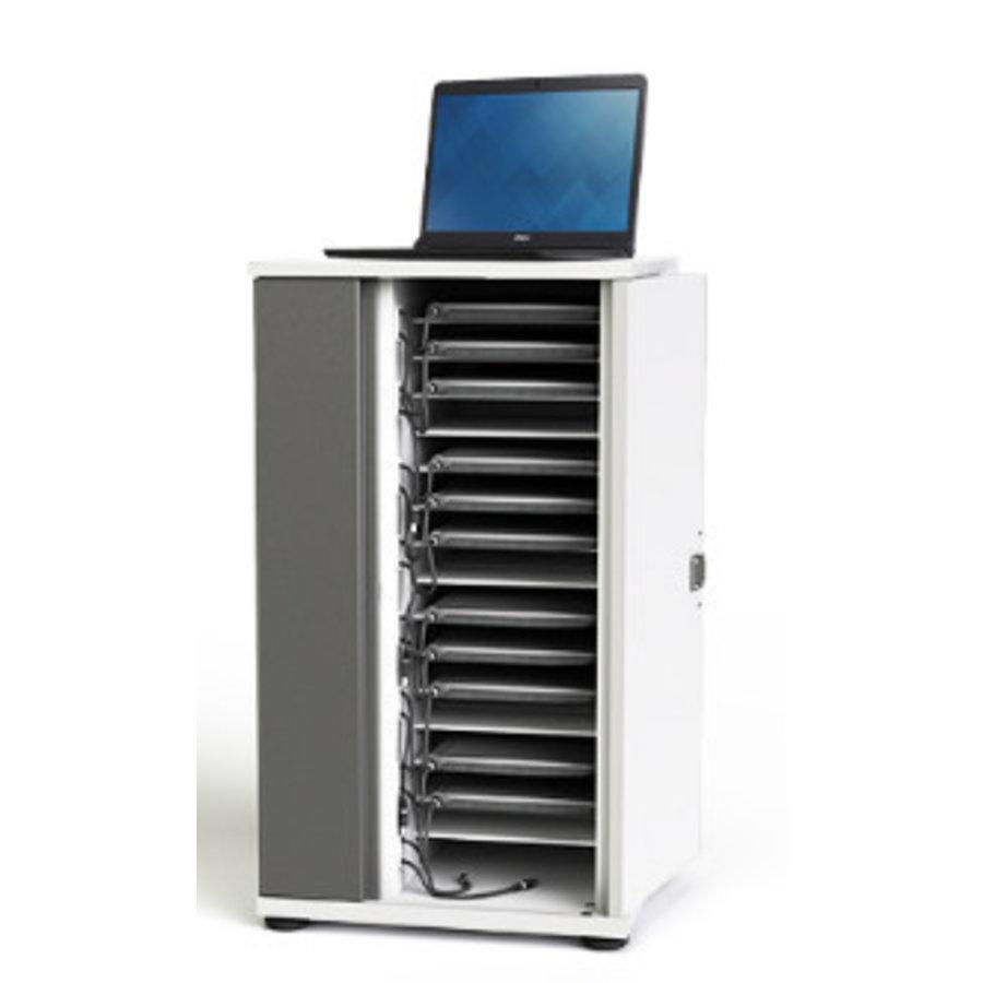 Oplaadkast voor 16 Macbooks of Chromebooks tot 14 inch-1