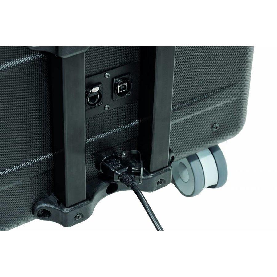 Mobiel oplaadstation voor 10 iPads, i10 trolley koffer, met 10 compartimenten zwart-2