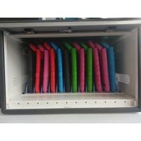 thumb-D12 MultiCharger modulaire opslag, laad en synchronisatie kast voor 12 iPads of andere tablets-3