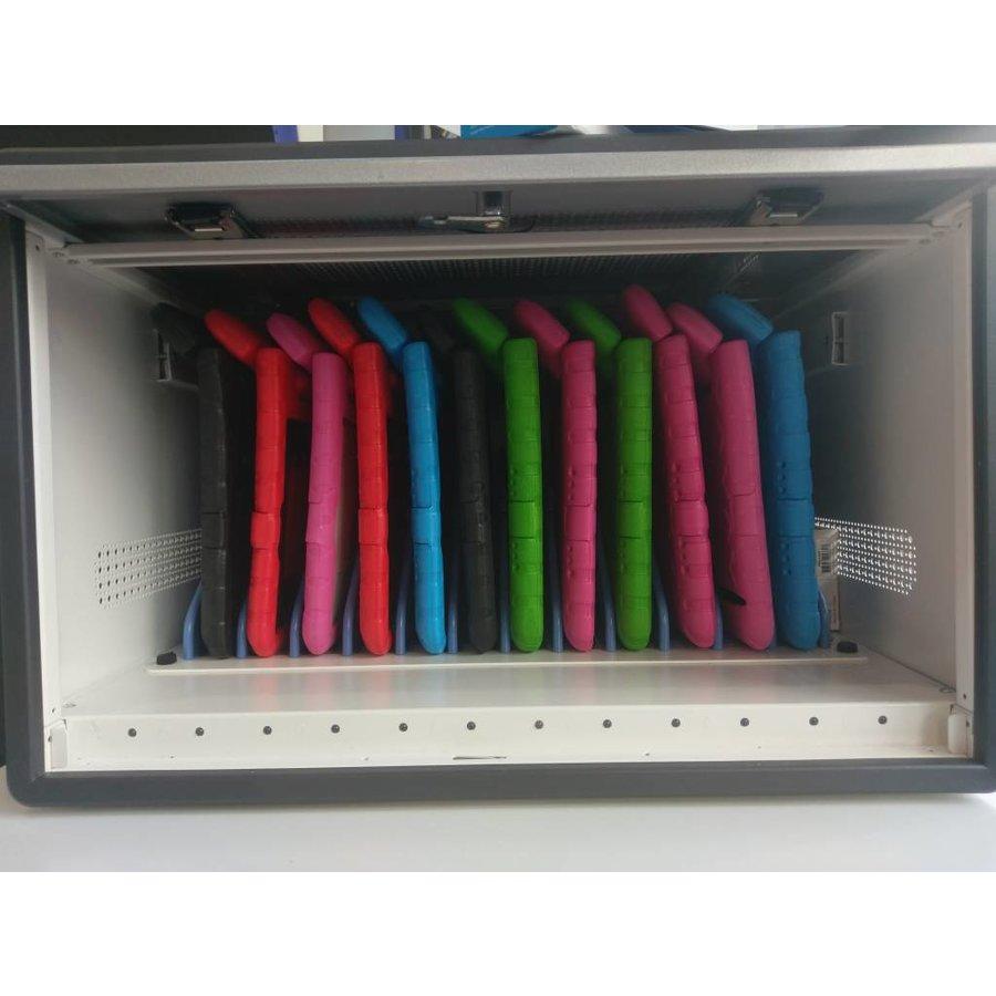 D12 MultiCharger modulaire opslag, laad en synchronisatie kast voor 12 iPads of andere tablets-3