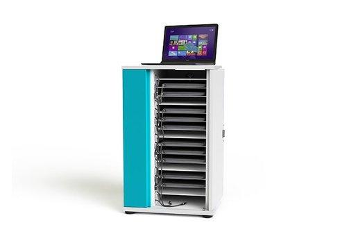 "Zioxi oplaadkast voor 16 Macbooks Chromebooks laptop notebook tot 15.6"""