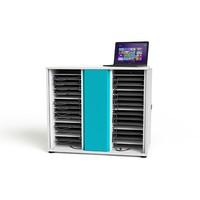 thumb-Macbook kast met 32 vakken en geïntegreerde oplaadfunctie-1