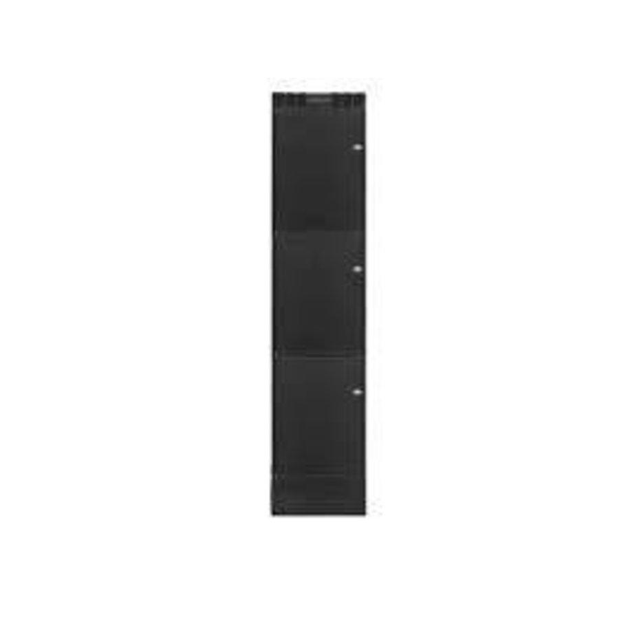 Leba Note Locker 3 oplaad- en opbergkast met 3 afzonderlijke, afsluitbare en opbergruimtes-2