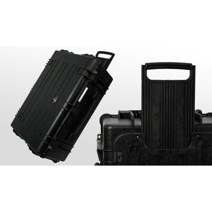Koffer met 8 VR brillen, tablet en router-4