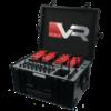 VR kit met 8 brillen
