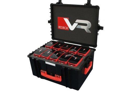 RedBOX VR VR kit met 30 brillen