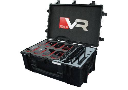 RedBOX VR VR kit met 15 brillen